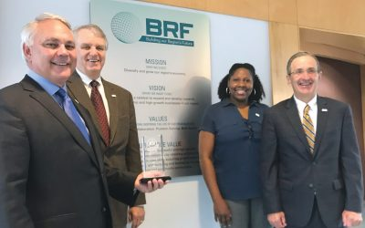 BRF named one of the top 14 places to work in Shreveport–Bossier by BIZ. Magazine